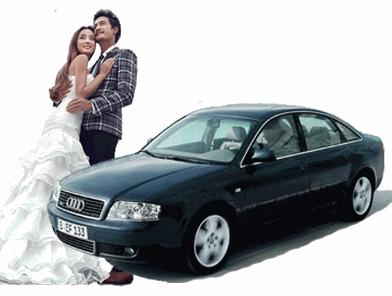 韩牛婚庆租车提供奥迪婚车租赁,想租奥迪婚车的新人选择韩宇奥迪婚车租赁,绝对是你不二的选择!