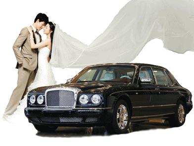 宾利雅致婚车