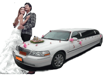 林肯加长婚车