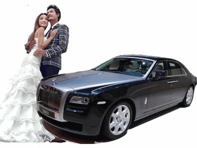 韩宇婚庆租车提供劳斯莱斯婚车租赁,想租劳斯莱斯婚车的新人选择韩宇劳斯莱斯婚车租赁,绝对是你不二的选择!